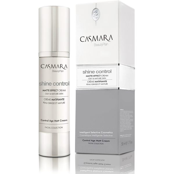 crema hidratante antiedad matizante matte effect cream